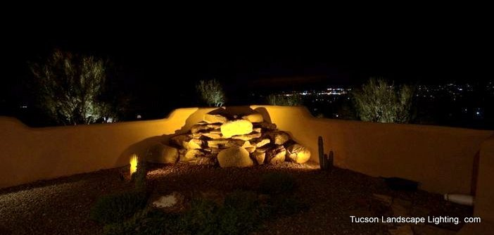 tucson landscape lighting bringing light to your night